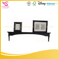 Hot Selling Fashion wooden decorative wall shelf