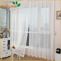 Ready Made Curtain Supplier Window Sheer Wholesale Curtain