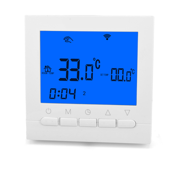 HY02B05 WIFi Heating Programmable Thermostat NTC Temperature Controller