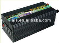 solar power inverter for car 12v 220v 3000w Pure sine wave inverter