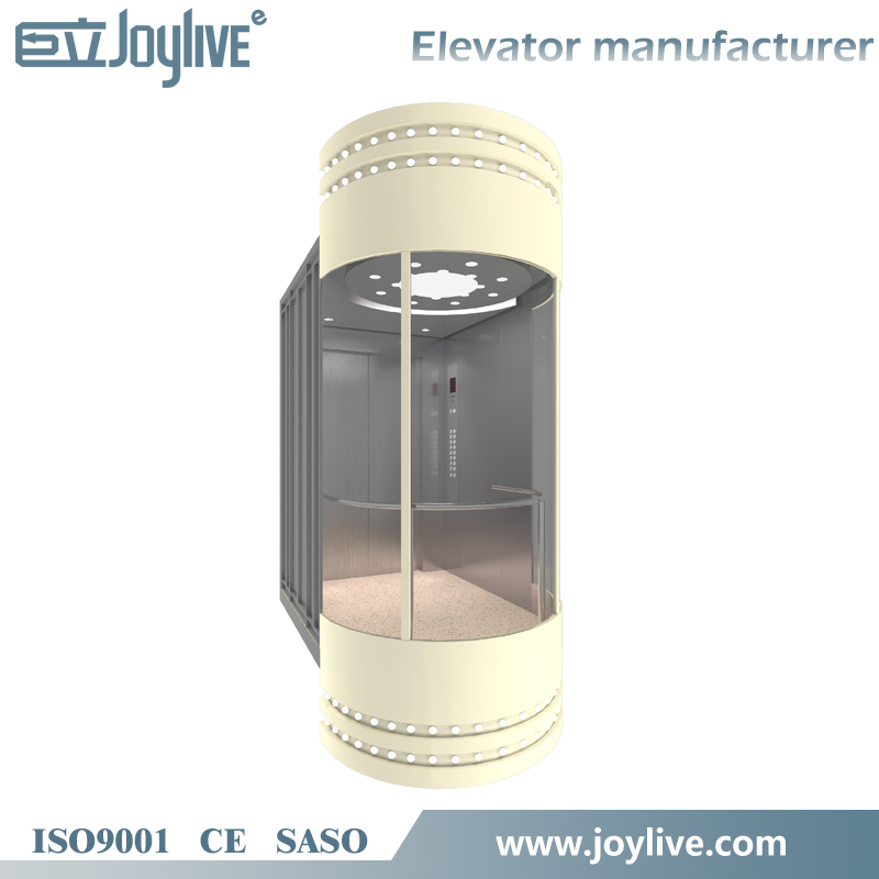 Joylive Capsule glass lift Elevators Details
