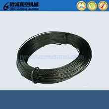 high purity fine tungsten heater coil wire