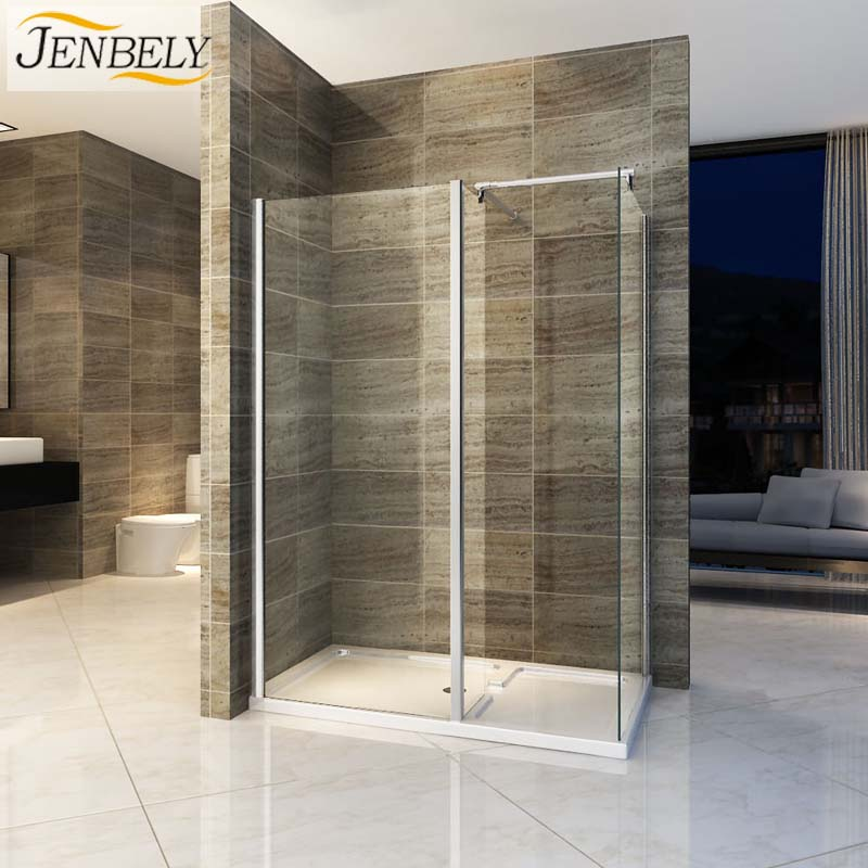 8mm Walk-in Simple Shower Room BL-027