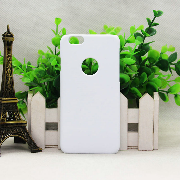 Blank smart plastic mobile cover, 3d heat press phone case, blank 3d phone covers