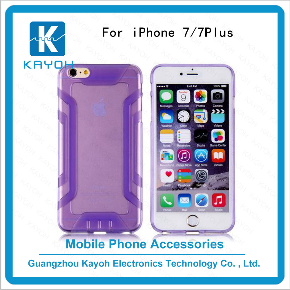 [kayoh]Many Models Avaliable TPU Mobile Phone Case Mars Hybrid Combo Rough Cell phone accessories For Iphone 7