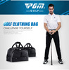 2017 PGM double layer nylon fabric golf cloth tote bag