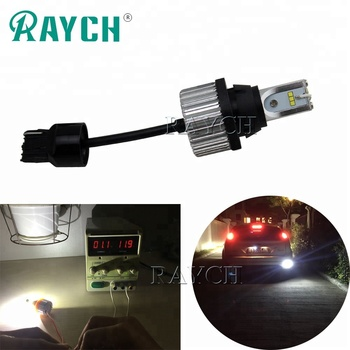 T20 W21W W21/5W 7440 7441 7443 7444 backup LED Bulb lamp For Backup Reverse Turn Signal Lights White