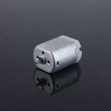 High speed electric brushed dc micro motor