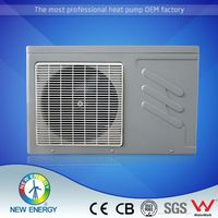 Best selling efficient save floating solar pool heater