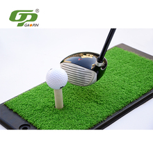 Mini golf equipment /golf hitting mat supplier/golf practice set