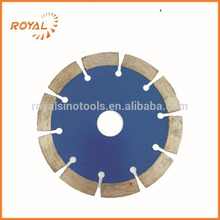 New product 110mm cold pressed segment diamond saw blade