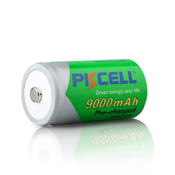 NI-MH 1.2 V 9000mAh D low self discharge battery for long time storage