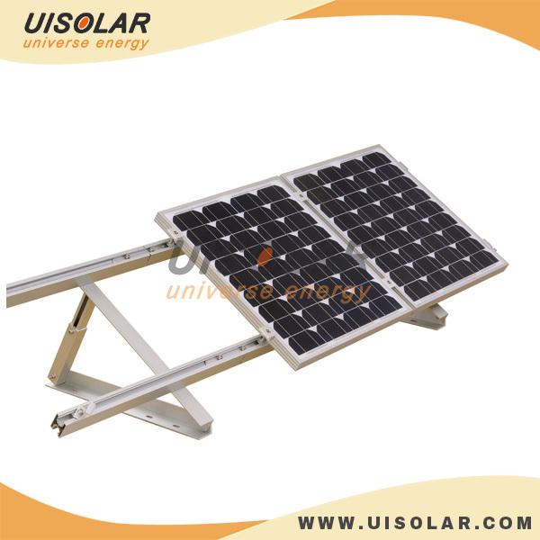 Solar Panel Angle: Tilt Angle Adjustable Triangle Solar Panel Mounting