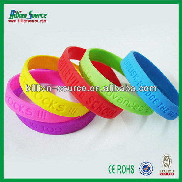 Excellent quality classical silicon usb wrist band