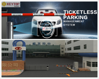 Intelligent ticketless parking management system for access control