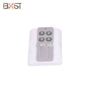 BX-T027 Factory Direct Supply FCC CE ROHS Roller Shutter Wireless Ceiling Fan Speed Control, Automatic Door Remote Controller