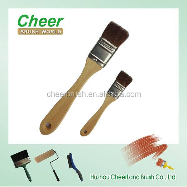 paint brush set of wooden horse with dewalt spare parts from China hot sale 2014 cheer011