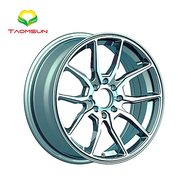 Hot Selling Promotional Good Thermal Conductivity Alloy Wheels For Car