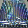 China Manufacturer And Good Quality PET Holographic Film For Decoration