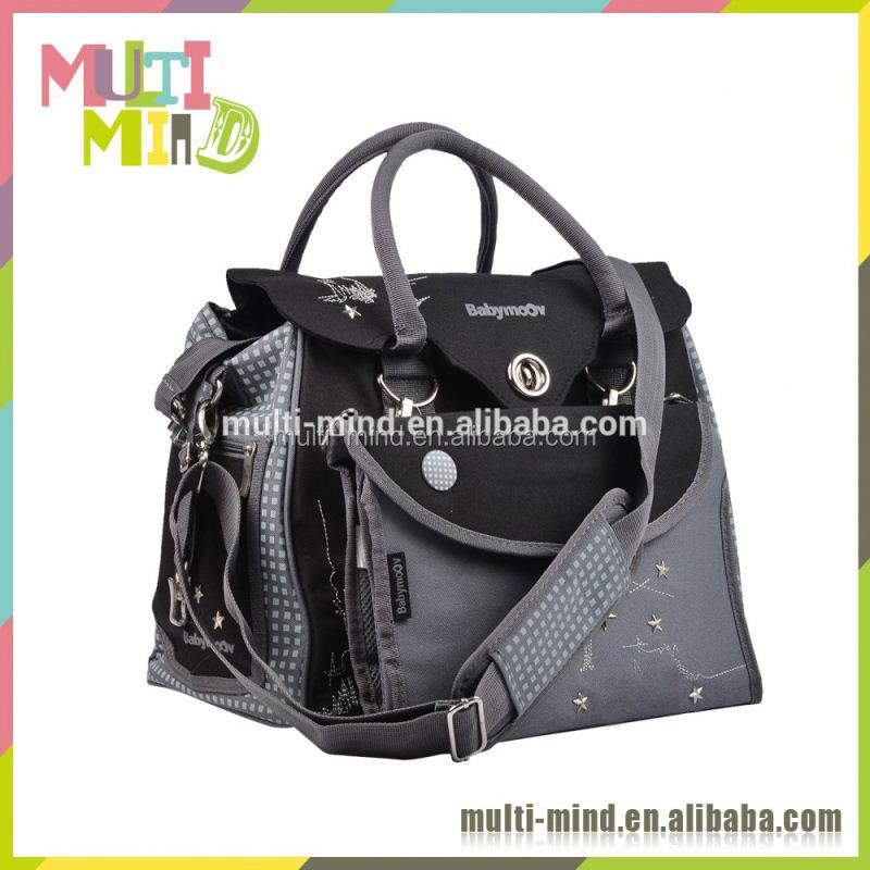 2016 baby diaper bags, brand design tote mummy bag sets