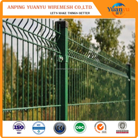 Fence wire/PVC coated iron fence