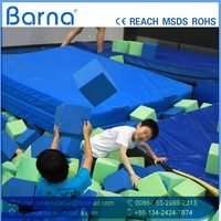 safety bubble ball/cube foam arena