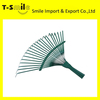 Garden /Farm /Golf long handle 22teeth green rake