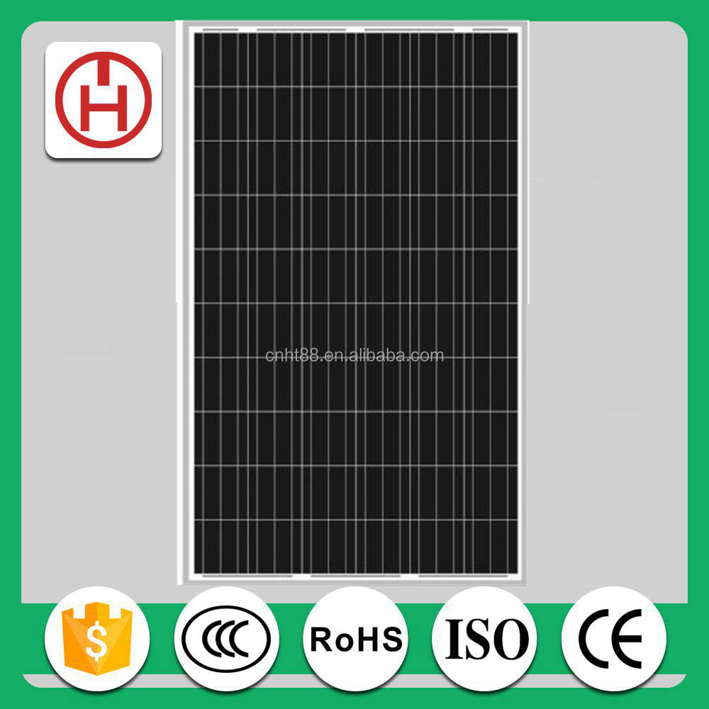 CE, ROHS pv solar panel modules price 250w