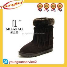 Women EVA sole winter outdoor boot snow winter camo boots