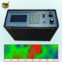 Natural Electric Field Geophysical Prospecting Instrument Gold Diamond Detector