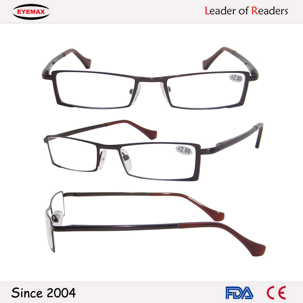 High quality old style metal reading glasses for Italy wholesale