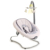 Electric Baby Bouncer With Flower Rotation Plush Toys