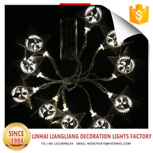 room decoration star with cartoon characters battery light
