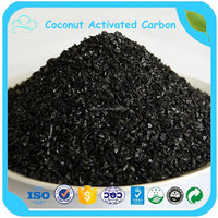 Made In China 1-2mm Coconut Shell Granular Activated Carbon For Water Purification