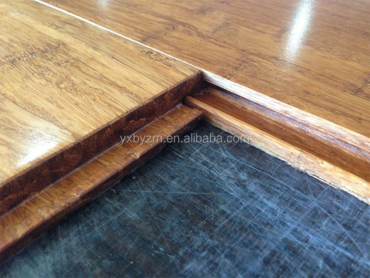 Cheap Price CE Certificate 12/14mm Low MOQ Bamboo Flooring With High Quality