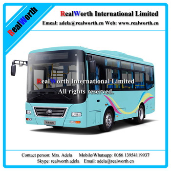 YUTONG SUNLONG BUS spare parts Left middle side window SLK5403014D12