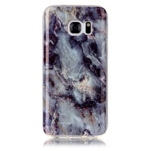 New TPU Gel Phone Protective Slim Cover Marble Back Case for Samsung Galaxy S7