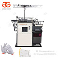 Automatic Seamless Glove Knitting Machine Working Glove Making Machine For Sale