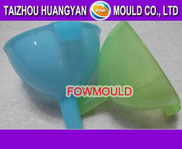 OEM custom Plastic funnel mold