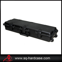 ABS carrying hunting rifle gun case