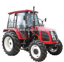 agricultural equipment tractors QLN-954 95hp farm tractor 4wd with AC cabin