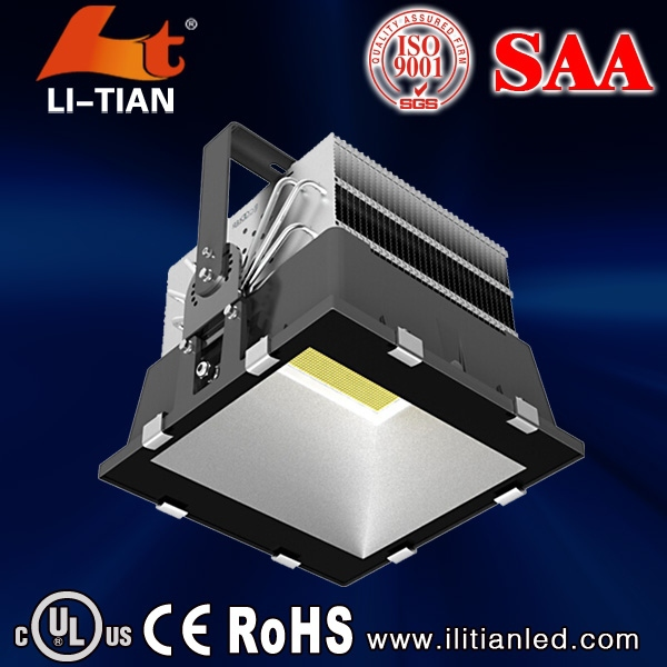 aluminium alloy solar power outdoor led flood light 1000watt ce rohs