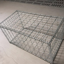 Welded Gabion Box Stone Cages For Sale