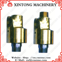 machine parts swivel joint & rotary union & hydraulic rotary joint