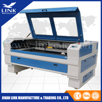 Smart and strong enough 90w 100w 130w 150w laser cutting machine , laser engraving machine price