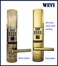 China wholesale intelligent fingerprint password lock K6020 for hotel gate