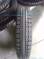 Popular Pattern Durable Three Wheels Motorcycle Tyre 4.00-8