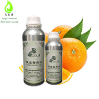 Wholesale Bulk Organic Cold Pressed Sweet Orange Oil With 90% D-limonene