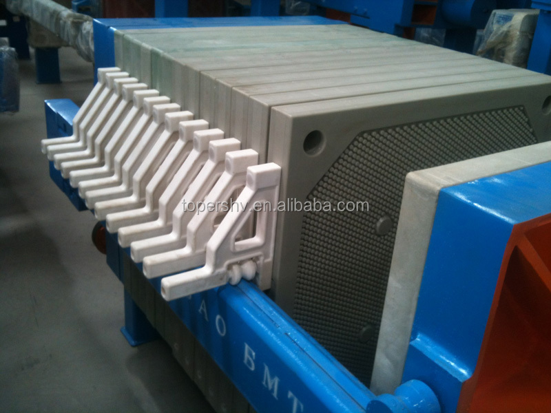 Low water content membrane filter press price