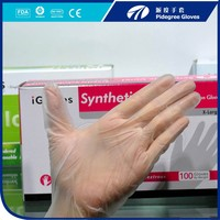 Types of Medical Powder Free Vinyl Gloves Wholesale